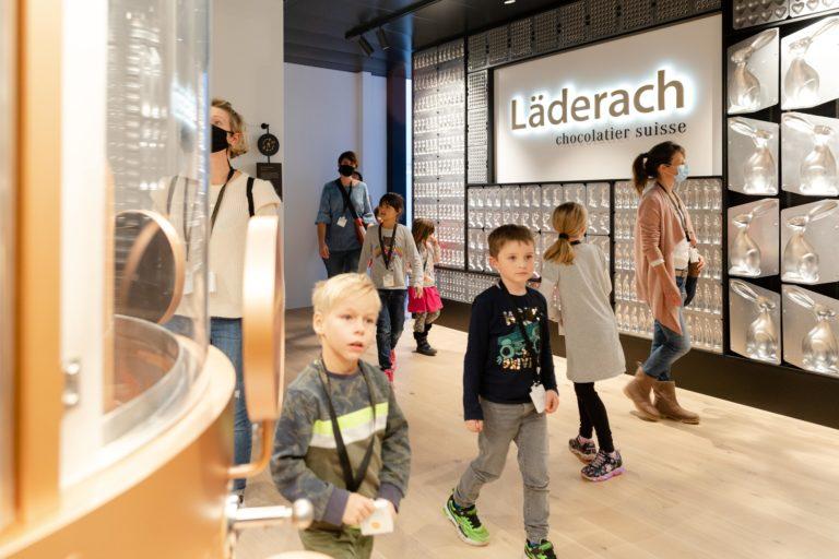 House of Läderach_Factory_Tour